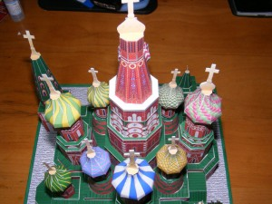 St. Basil's Cathedral - February 2010